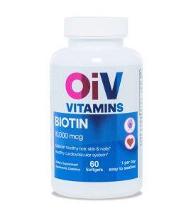 Biotin 10000 mcg_1_oiv vitamins